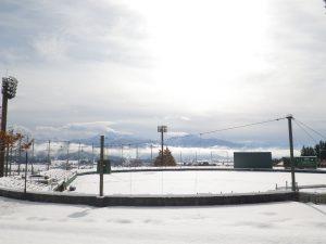 11月20日 広神野球場