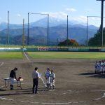 6・1年生交流野球大会