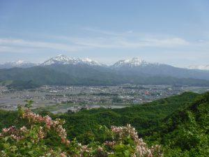 5月14日緑地公園からの眺め